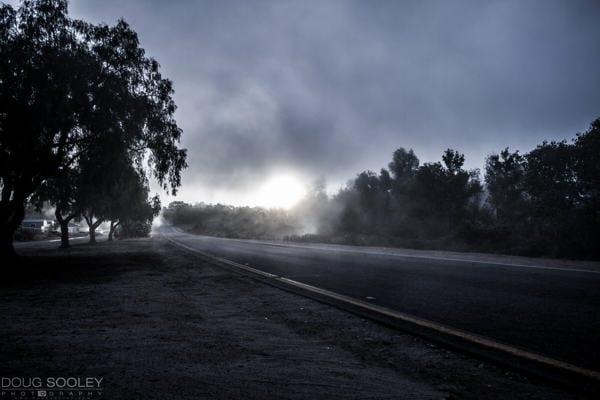 fog-road
