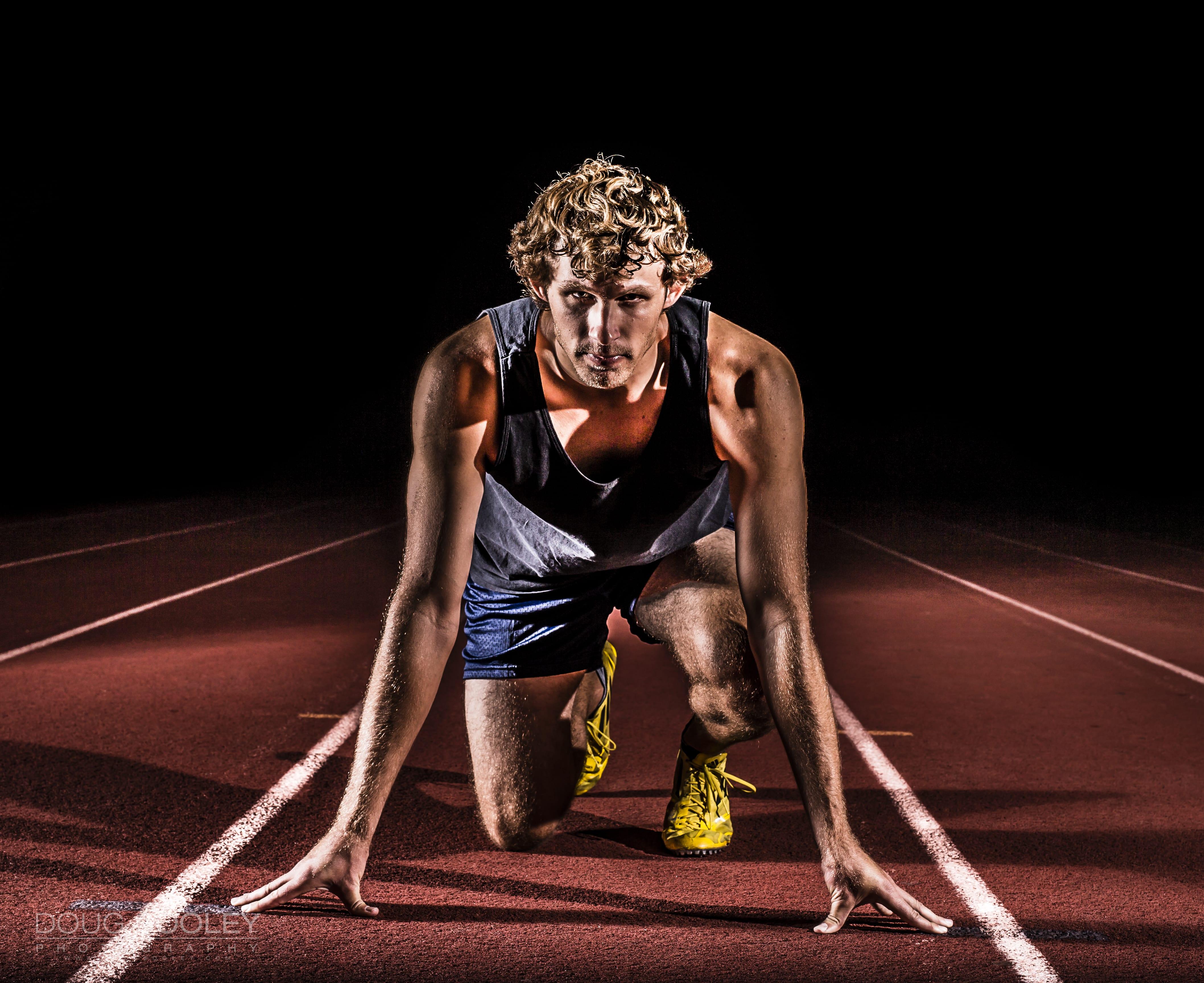 Sports Portrait Shoot Tyler Doug Sooley Photography