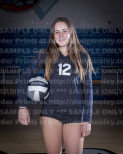 2017 RHS Girls Volleyball Varsity
