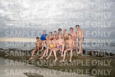 2017 RHS Boys Water Polo