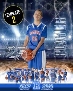 2017-2018 Ramona Boys Freshman Basketball