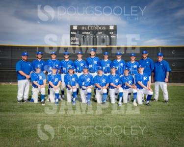 RHS 2018 Baseball Varsity