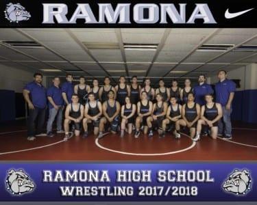 2018 RHS Wrestling