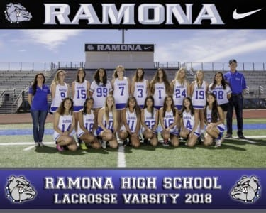 2018 RHS Lacrosse