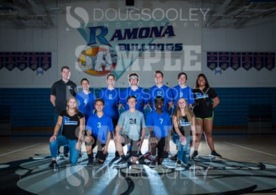 2018 RHS Boys Volleyball