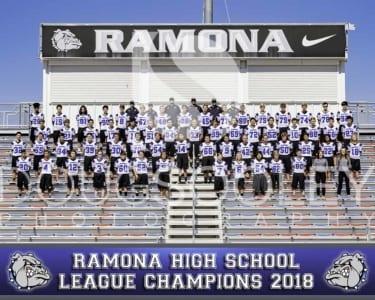 2018 RHS Football Freshman
