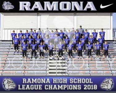 2018 RHS Football JV