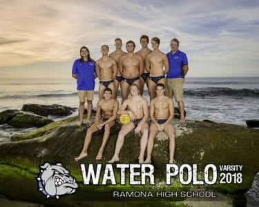 2018 RHS Boys Water Polo
