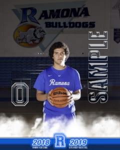 2018 RHS Boys Basketball Varsity