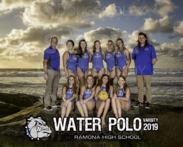 2019 RHS Girls Water Polo
