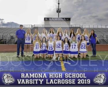 2019 RHS Girls Lacrosse