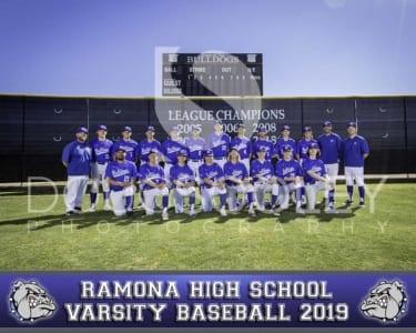 RHS Baseball 2019