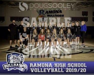 2019 RHS Girls Volleyball Varsity