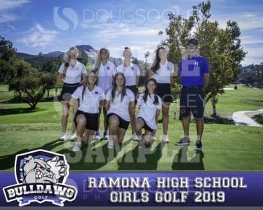 2019 RHS Girls Golf