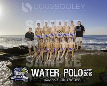 2019 RHS Boys Water Polo