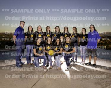 RHS Water Polo Girls 2015-2016