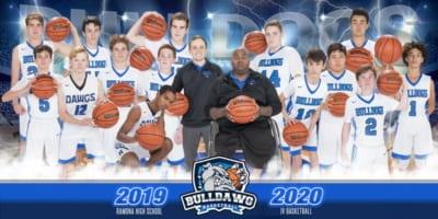 2019 RHS Boys Basketball Teams
