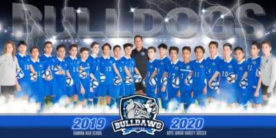 2019 RHS Boys Soccer Teams