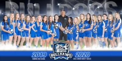 2019 RHS Girls Soccer Teams