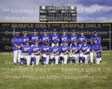 RHS Baseball 2016