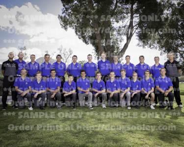 RHS Boys Golf 2015-2016
