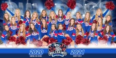 2021 RHS Cheer Teams