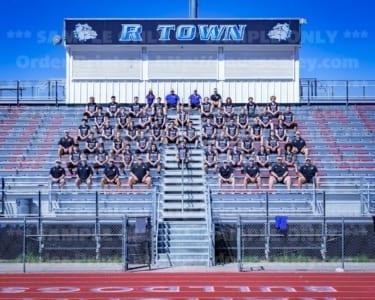 2021 RHS Football Varsity