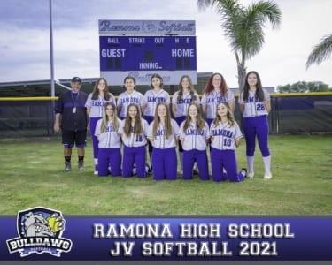 2021 RHS Softball JV