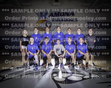 RHS Boys Volleyball 2015-2016