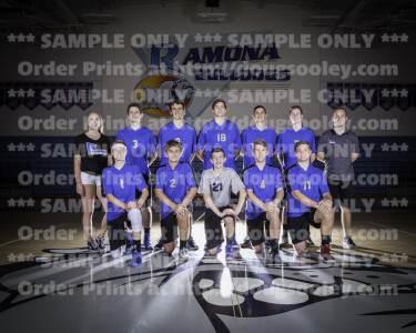 RHS Boys Volleyball 2015-2016