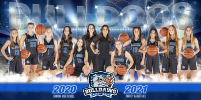 2021 RHS Girls Basketball Teams