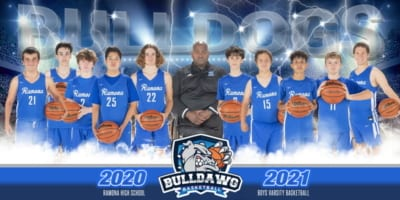 2021 RHS Boys Basketball Teams