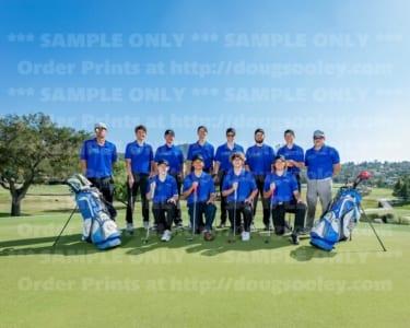 2021 RHS Boys Golf