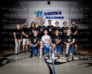 2021 RHS Boys Volleyball Varsity