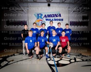 2021 RHS Boys Volleyball JV