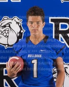 2016 RHS Football Varsity