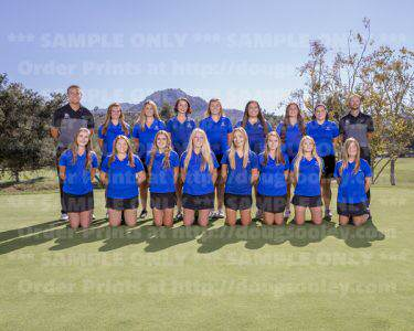 2016 RHS Golf Girls