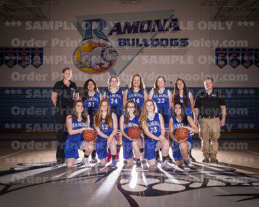 2017 RHS Girls Basketball