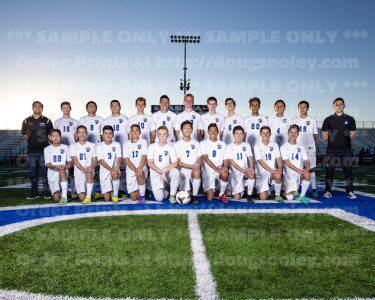 RHS Boys Soccer JV 2017