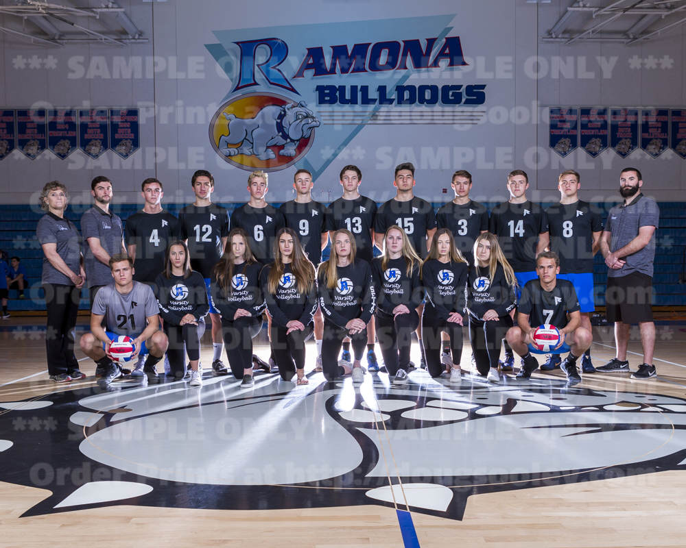 2017 RHS Boys Volleyball 2017