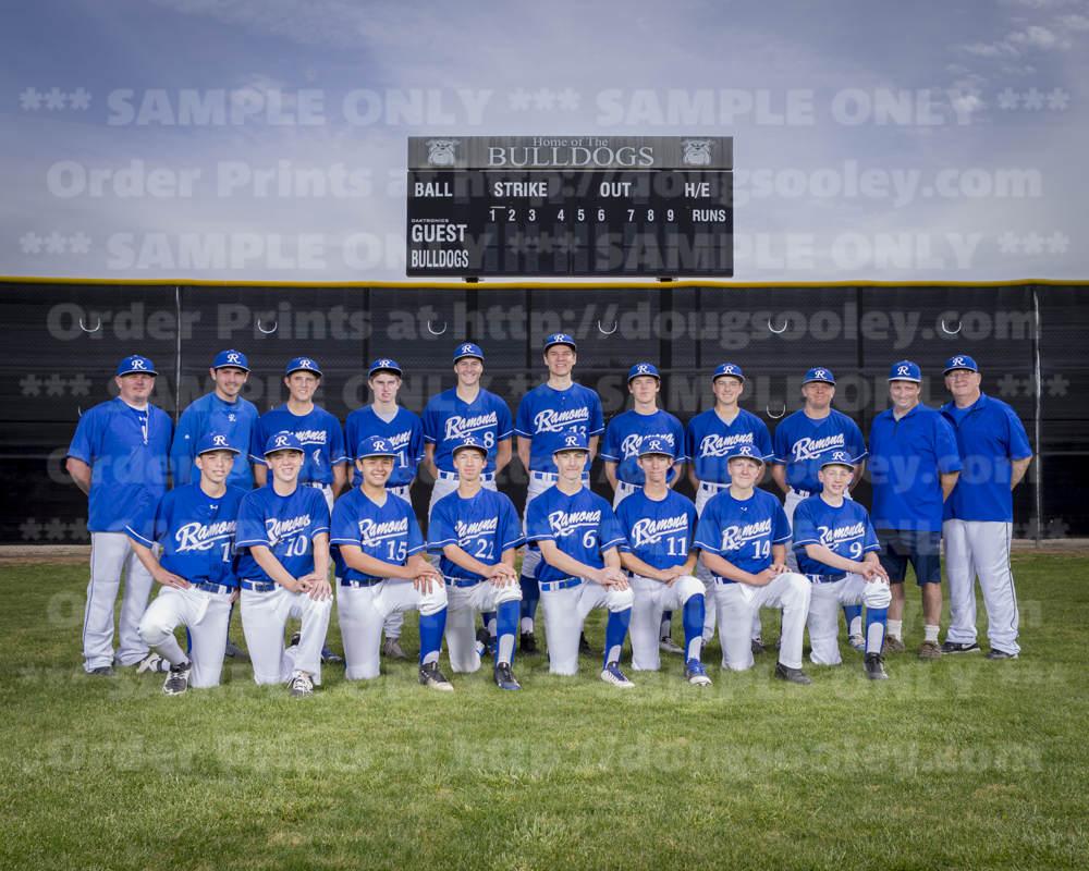2017 RHS Baseball